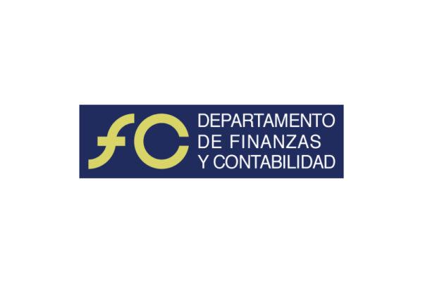 Departamento de Finanzas y Contabilidad
