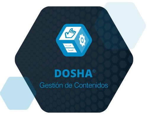 DOSHA - Gestión de Contenidos